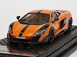 McLaren 675 LT Coupe 2015  (Tarocco Orange) by TECNOMODEL