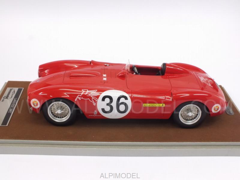 Tecnomodel Lancia D24 Spider 36 Winner Carrera Panamericana 1953