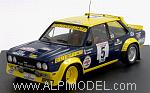 Fiat 131 Abarth #5 Winner Tour de Corse 1977 Darniche - Mahe' by TROFEU