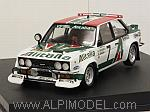 Fiat 131 Abarth Alitalia #7 Rally Safari 1979 Munari - Maiga by TROFEU