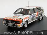 Audi Quattro RAC Rally 1982 Wilson - Greasley by TROFEU