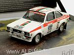 Ford Escort MkII RAC Rally 1976 Airikkala - Greasley - 'British Rally legends' gift box by TROFEU