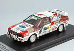 Audi Quattro N.22 Rally Legend S.marino 2013 Klausner-sollner 1:43 by TROFEU