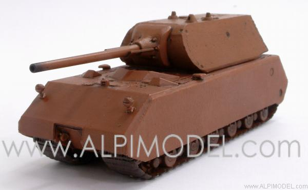Trumpeter Maus German Tank Based Color Coated 1 72 Scale