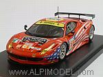 Ferrari 458 Italia GT2 #61 Le Mans 2012 Kauffman - Aguas - Vickers by TRUE SCALE MINIATURES
