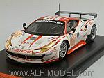 Ferrari 458 Italia GT2 #83 Le Mans 2012 Illiano - Ferte - Rodrigues by TRUE SCALE MINIATURES