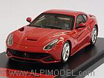 Ferrari F12 Berlinetta 2012 (Rosso Corsa) by TRUE SCALE MINIATURES