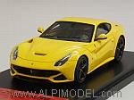 Ferrari F12 Berlinetta 2012 (Giallo Modena) by TRUE SCALE MINIATURES