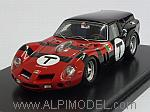 Ferrari 250 GTO Breadvan #T by TRUE SCALE MINIATURES