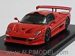 Ferrari F50 GT 1996 (Red) by TRUE SCALE MINIATURES