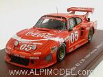 Porsche 935 K3 Coca Cola #05 24h Daytona 1980 Woods - Akin by TRUE SCALE MINIATURES