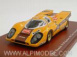 Porsche 917K Team Gunston Kyalami 1970  Piper - Attwood by TRUE SCALE MINIATURES