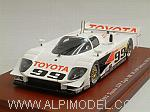 Toyota Eagle MkIII GTP #99 Winner 12h Sebring 1992  Wallace - Fangio by TRUE SCALE MINIATURES