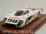 Toyota Eagle GTP #98 Winner Daytona 1993  Dismore - Moran - Jones by TRUE SCALE MINIATURES