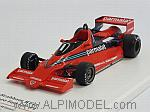 Brabham BT46 B Alfa Romeo Fan Car Winner GP Sweden 1978 Niki Lauda by TRUE SCALE MINIATURES
