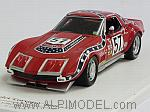 Chevrolet Corvette L88 #57 Sebring 1972 Heinz - Johnson by TRUE SCALE MINIATURES