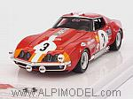 Chevrolet Corvette L88 #3 Scuderia Filipinetti Maglioli 24h Le Mans 1968 by TRUE SCALE MINIATURES