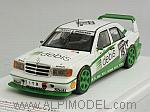 Mercedes 190E EVO2 #19 DTM 1991 Roland Asch by TRUE SCALE MINIATURES