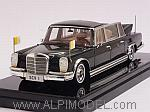 Mercedes 600 Pullmann Landaulet 1965 Papa Paolo VI by TRUE SCALE MINIATURES