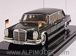 Mercedes 600 Pullman 1963 State Limousine by TRUE SCALE MINIATURES