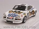 Porsche 911 RS 2.7 #103 Le Grand Bazar 'Les Charlots' Tour De France 1973 by TRUE SCALE MINIATURES