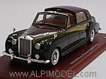 Rolls Royce Phantom V Sedanca De Ville 1962 by TRUE SCALE MINIATURES