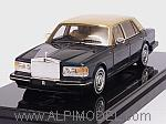 Rolls Royce Silver Spur II 1991 (Metallic Blue) by TRUE SCALE MINIATURES