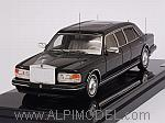 Rolls Royce Silver Spur II Limousine 1991 (Black) by TRUE SCALE MINIATURES