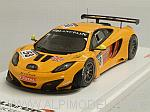 McLaren MP4/12C #58 24h Spa 2011  Bell - Goodwin - Muller by TRUE SCALE MINIATURES