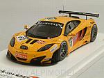 McLaren MP4-12C #60 24h Spa 2011  Christodolou - Geddie - Quaife - Wills by TRUE SCALE MINIATURES