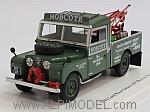 Land Rover 107 Series I Recovery Truck 1965 by TRUE SCALE MINIATURES