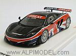 McLaren MP4/12C GT3 Goodwood Festival of Speed 2012 by TRUE SCALE MINIATURES