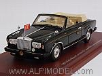 Rolls Royce Corniche III Convertible Japanese Imperial 1993 by TRUE SCALE MINIATURES