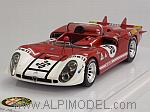Alfa Romeo Tipo 33/3 #36 Le Mans 1970 Courage - De Adamich by TRUE SCALE MINIATURES