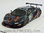 McLaren MP4/12C GT3 #88 Von Ryan 24h Spa 2013 Barff - Goodw- B.Senna by TRUE SCALE MINIATURES