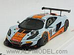 McLaren MP4/12C GT3 #9 Gulf 24h Spa 2013 Wainewright - Mayrick - Hall by TRUE SCALE MINIATURES