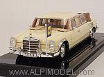 Mercedes  600 Pullman Landaulet 1969 King Rama IX of Thailand by TRUE SCALE MINIATURES