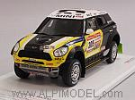 Mini Countryman #305 All4 Racing #305 Dakar Rally 2012 Roma - Perin by TRUE SCALE MINIATURES