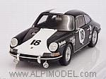 Porsche 911 #18 Class Winner 24h Daytona 1966 Ryan - Coleman - Bencker by TRUE SCALE MINIATURES