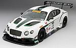 Bentley GT3 #08 Dyson Racing Sonoma GP 2014 by TRUE SCALE MINIATURES