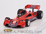 Brabham BT45B Alfa Romeo #8 GP Germany 1977 H. Stuck by TRUE SCALE MINIATURES