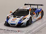 McLaren 12C GT3 Gulf/United Autosport #23 Macau GP 2013 D.Watts by TRUE SCALE MINIATURES