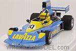 March 761 #10 GP Brazil 1976 Lella Lombardi by TRUE SCALE MINIATURES