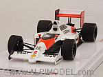McLaren MP4/5 Honda #2 Winner British GP 1989 World Champion Alain Prost by TRUE SCALE MINIATURES