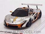 McLaren P1 GTR Pebble Beach Debut 2014 by TRUE SCALE MINIATURES