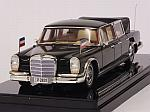 Mercedes 600 Pullman Landaulet Six-doors1967 Josip Broz Tito President of Yugoslavia by TRUE SCALE MINIATURES
