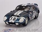 Shelby Daytona Coupe/' #10 Csx2287 1st Gt Class 12h Sebring 1964 Bob Holbert 1:43