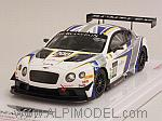 Bentley GT3 #200 Blancpain Endurance Bentley Racing 2014 by TRUE SCALE MINIATURES