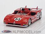 Alfa Romeo Tipo 33/3 #551000Km Brands Hatch 1971 Stommelen - Hezemans by TRUE SCALE MINIATURES