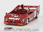 Alfa Romeo T33 TT12 #1 1000Km Spa 1975 Merzario - Ickx by TRUE SCALE MINIATURES